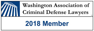 Washington Association of Criminal Defense Lawyers - Member
