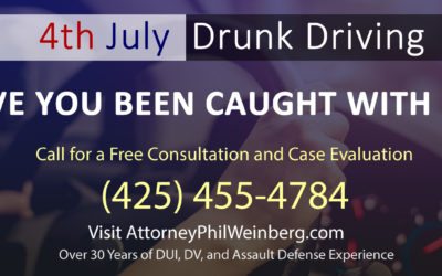 4th July Drunk Driving